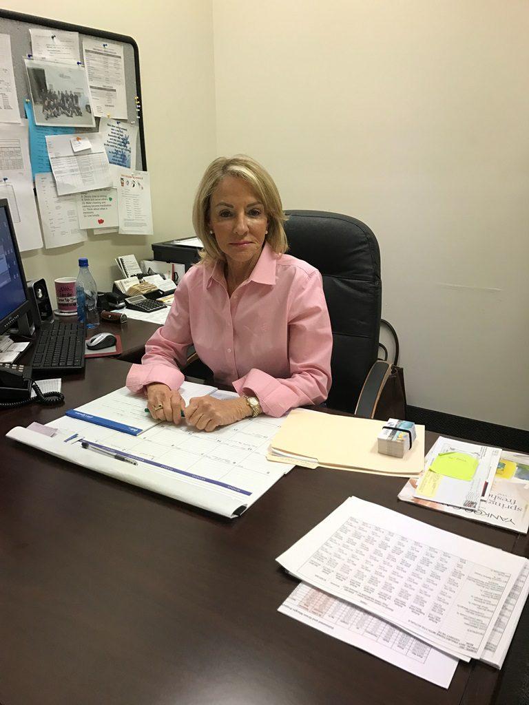 Mary R. Keenan-President