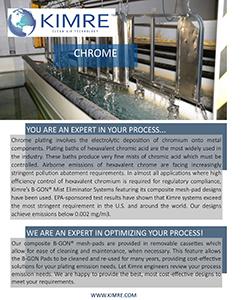 Kimre advertising chrome