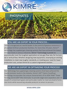 Kimre phosphates