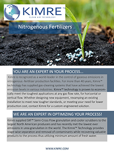Kimre nitrogenous fertilizers