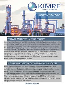 Kimre sulphuric acid